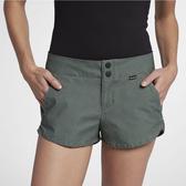 Hurley LOWRIDER PORTSIDE SHORT 休閒短褲-綠(女)