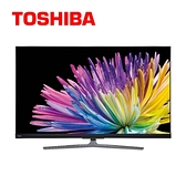 TOSHIBA 東芝 65吋4K聯網QLED液晶電視65U8000VS **免運含基本安裝**