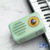 無線復古藍牙音箱家用迷妳小音響可愛便攜手機【英賽德3C數碼館】