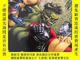 二手書博民逛書店Hulk:罕見Broken WorldsY121142 Fred Van Lente (Author), Pe