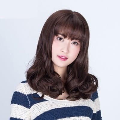假髮(整頂.長髮)-時尚氣質修臉逼真女假髮5色73ej46[時尚巴黎]