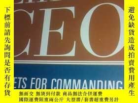 二手書博民逛書店SPEAK罕見LIKE A CEO SECRETS FOR COMMANDING ATTENTION AND GE