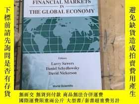 二手書博民逛書店EMERGING罕見FINANIAL MARKETS IN THE GLOBAL ECONOMYY11418