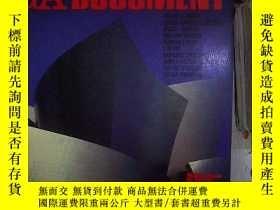 二手書博民逛書店GA罕見DOCUMENT 世界の建築 68(日文雜誌)Y180897