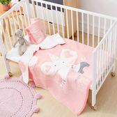 嬰兒毛巾被 加厚蓋毯空調 薄被子兒童浴巾 夏季【居享優品】