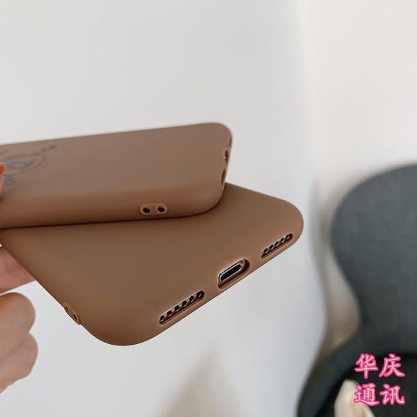 【SZ14】卡通蛋頭先生全包軟殼 iphone XS MAX手機殼 iphone XR XS手機殼 iphone 8plus手機 iphone 6s plus手機殼