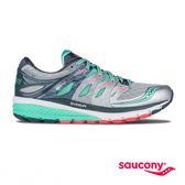 SAUCONY ZEALOT ISO 2 專業訓練女鞋-太空銀x薄荷綠