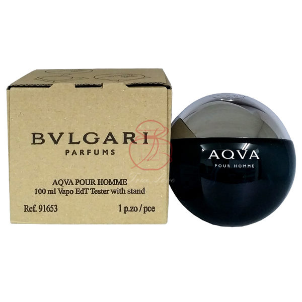 寶格麗 BVLGARI AQVA 水能量男性淡香水 TESTER 100ML【岡山真愛香水化妝品批發館】