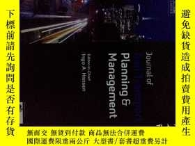 二手書博民逛書店Journal罕見of Rail Transport Planning & Management 06-09 20
