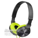 預購【曜德視聽】SONY MDR-ZX310AP 灰綠 炫彩潮流五色 支援智慧型手機接聽
