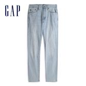 Gap男裝淺色水洗五口袋牛仔褲539145-淺色水洗