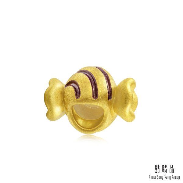 點睛品 Charme 甜蜜糖果 黃金串珠