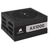 海盜船 CORSAIR AX1000 80Plus 鈦金牌 電源供應器