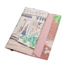 Reiko Aoki青木禮子Hampton彩繪書套730218-17