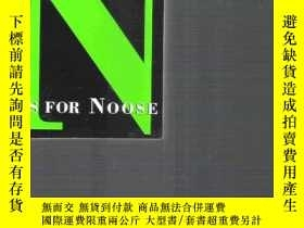 二手書博民逛書店英語推理小說罕見N is for Noose   Sue Gra