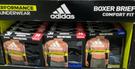 [COSCO代購] C1205127 ADIDAS 男運動內褲三入組 美國尺寸:S-XL