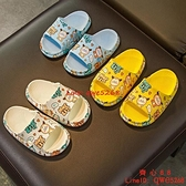 寶寶涼拖鞋夏季兒童拖鞋女童防滑軟底男童家用洗澡居家鞋【齊心88】