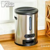 米桶 麥桶桶 智能自動計量米桶不銹鋼米桶密封儲米箱米缸家用防潮10kgT