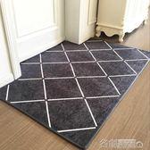 新款進門門墊定制入戶門腳墊門廳客廳臥室地毯北歐簡約地墊防滑 名稱家居館igo