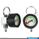 袖珍型迷你壓力錶 PG-CM202-HP 【AROPEC】