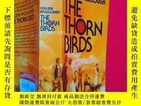 二手書博民逛書店The罕見Thorn Birds(Anniversary Edi