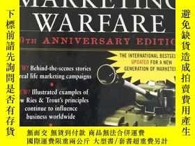 二手書博民逛書店Marketing罕見Warfare 二十週年紀念版 【英文原版