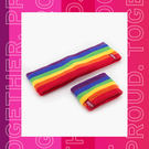 Levis 男女同款 頭巾護腕套組 / Pride限量平權系列