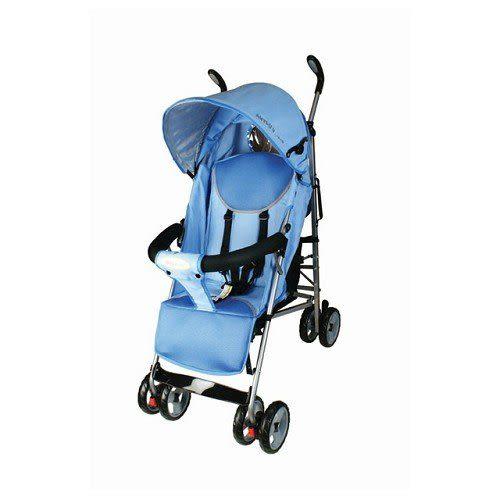 A07521  【BabyBabe】全罩平躺傘車-紅