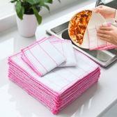 洗碗布 不沾油加厚不掉毛抹布洗碗巾百潔布