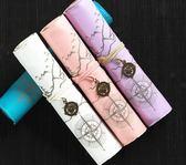 文具盒男女韓國簡約多功能大容量卷筆簾國中學生小學生創意鉛筆袋  百搭潮品