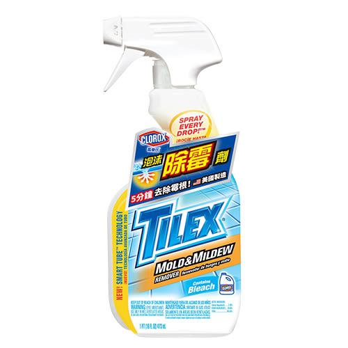 CLOROX高樂氏 浴室除霉清潔泡沫噴劑-473ml【愛買】
