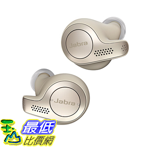 [8美國直購] 耳機 Jabra Elite 65t Replacement for Lost or Damaged Earbud Gold Beige (No Charging Case Inclu..