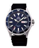 東方錶 ORIENT 經典潛水錶200米 機械錶 (RA-AA0006L) 藍/41.8mm