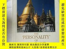 二手書博民逛書店THE罕見PERSONALITY OF THAILANDY798