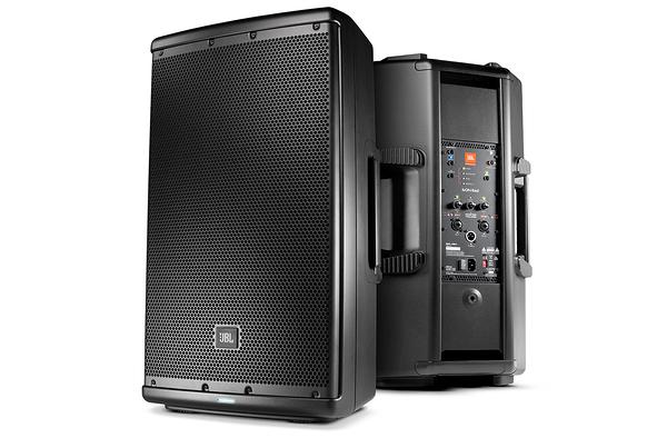 美國JBL EON 612 一千瓦輸出12吋可藍芽操控主動式喇叭/單支(公司貨)含稅保固-贈Canare麥克風線