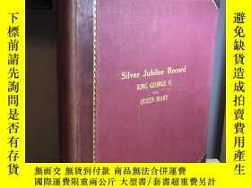 二手書博民逛書店Silver罕見Jubilee Record Number -