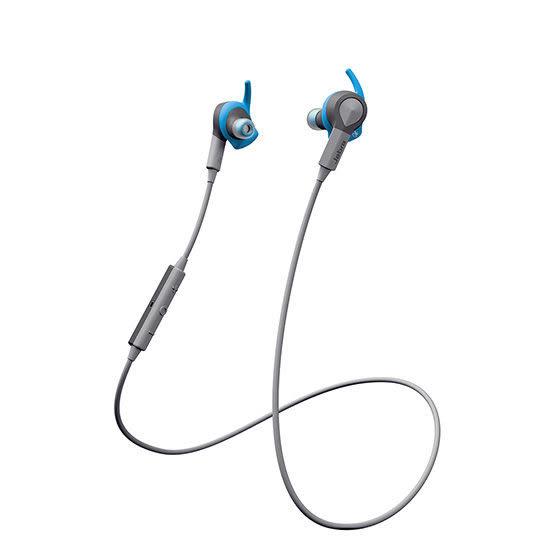 【台中平價鋪】全新 捷波朗 Jabra Coach Wireless 藍牙運動耳機 藍色 藍芽 先創公司貨