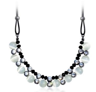 珍珠鎖骨項鍊