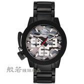 LICORNE     MK-2帥氣迷彩手錶-雪地白