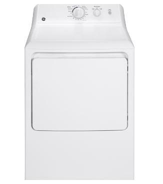 【得意家電】美國 GE 奇異 GTX22GASWW 直立式乾衣機(13KG) ※熱線07-7428010