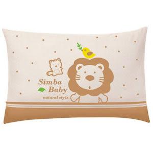 【奇買親子購物網】小獅王辛巴simba有機棉兒童枕