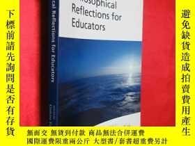 二手書博民逛書店Philosophical罕見Reflections for E