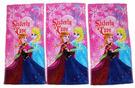 【卡漫城】 冰雪奇緣 小毛巾 3條一組 ㊣版 Frozen 艾莎 安娜 Elsa Anna 童巾 毛巾 擦手巾 洗臉巾