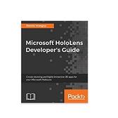 [2美國直購] 暢銷書籍 Microsoft HoloLens Developer's Guide: A Complete Guide to HoloLens Application Development