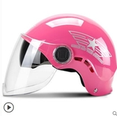 電動摩托車頭盔男電瓶車女士夏季