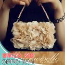OPPO R11s Plus R11 R9S 奢華花朵 皮套 手機皮套 皮套 掛繩 吊飾 手機殼 保護套