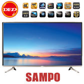 SAMPO 聲寶 49吋 EM-49ZK21D 液晶電視 4K UHD Smart LED 公司貨 送HDMI線