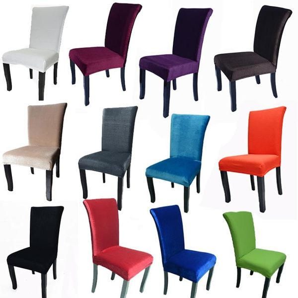 椅套 萬能防污家用椅套酒店椅子套餐椅套連體彈力椅套布藝飯店凳子套罩【618好康又一發】