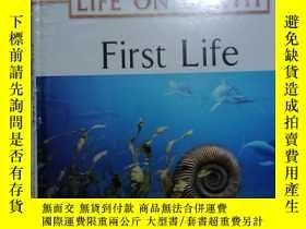 二手書博民逛書店life罕見on earth first lifeY186637
