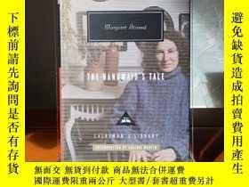 二手書博民逛書店The罕見Handmaid s Tale 使女的故事 女仆的故事 Margaret Atwood 瑪格麗特·阿特伍